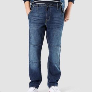 DENIZEN from Levi's 208 Athleisure Taper Jeans